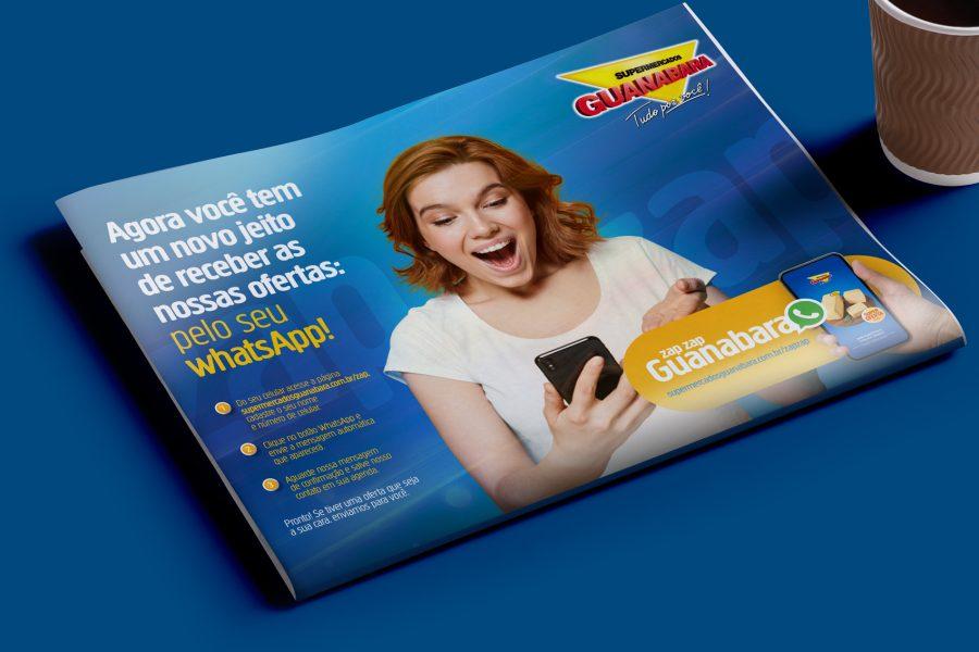 <span>Campanha, Digital</span>Zap Zap Guanabara