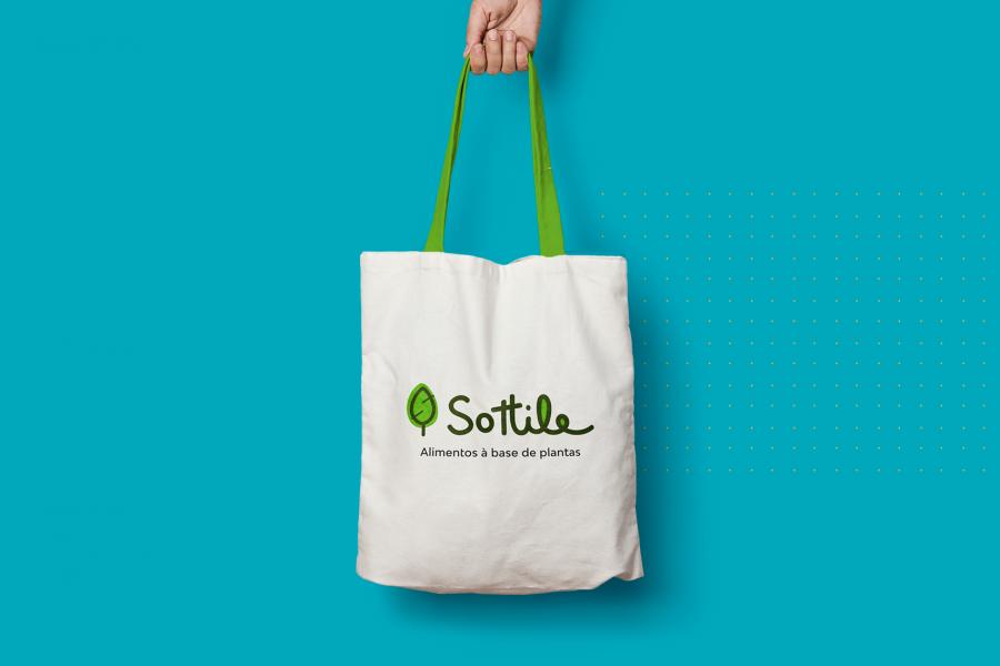 <span>Branding</span>Nova identidade da marca Sottile